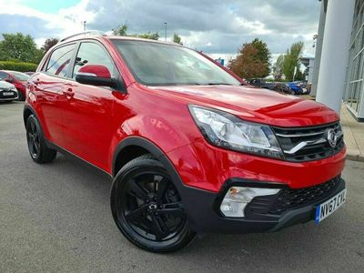 used Ssangyong Korando 2.2 LE 5dr