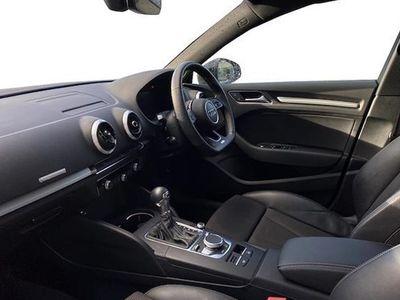 used Audi A3 Sportback S Line 30 TDI 116PS S Tronic auto 5d