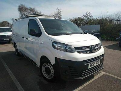 used Vauxhall Vivaro 3100 2.0D 120Ps Edition H1 Van