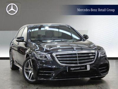 used Mercedes S350 S-ClassL Amg Line Executive/Premium 4Dr 9G-Tronic