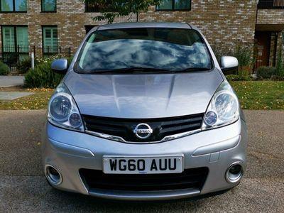 used Nissan Note 1.6 16v n-tec 5dr