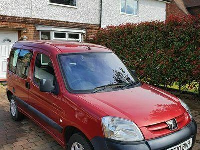 used Peugeot Partner 1.6 HDi S L2 Crew Van 4dr