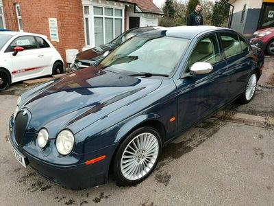 used Jaguar S-Type 3.0 V6 S 4dr