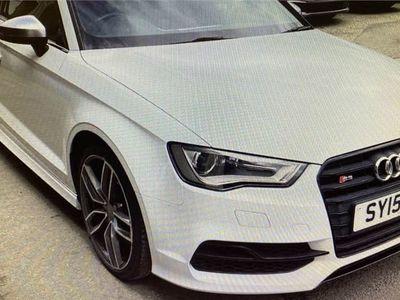 used Audi A3 S3 Tfsi Quattro 4Dr