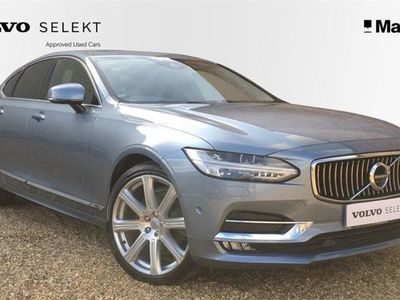 used Volvo S90 2.0 D5 Pp Inscription Pro 4Dr Awd Geartronic