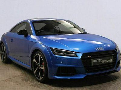 used Audi TTS 2.0T FSI QuattroBlack Edn 2dr S Tronic [Tech]