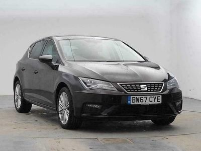 used Seat Leon HATCHBACK 1.4 TSI 125 Xcellence Technology 5dr