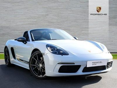 used Porsche Boxster 2.0 T 2Dr Pdk