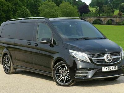 used Mercedes V220 V Classd AMG Line 5dr 9G-Tronic (Extra Long) People Carrier 2020