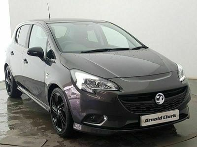 used Vauxhall Corsa 1.2 Limited Edition 5dr