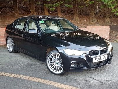 used BMW 335 3 Series d xDrive M Sport 4dr Step Auto
