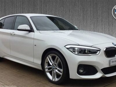 used BMW 120 1 Series I [2.0] M Sport 5Dr [Nav] Step Auto