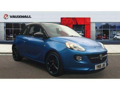 used Vauxhall Adam 1.2i Energised 3dr