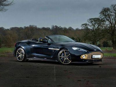 used Aston Martin Vanquish Zagato Volante (Vat Qualifying) 6.0 2dr