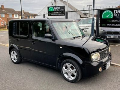 used Nissan Cube 1.5L Petrol, Automatic 5dr,
