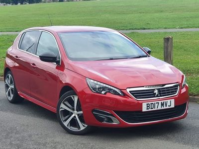 used Peugeot 308 1.6 BlueHDi GT Line EAT6 (s/s) 5dr