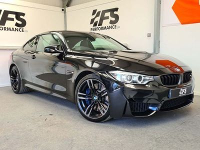 used BMW M4 3.0 BiTurbo DCT (s/s) 2dr Auto