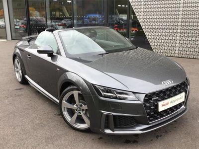 used Audi TT Roadster null
