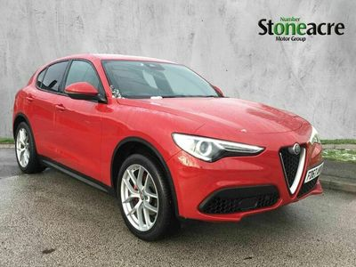 used Alfa Romeo Stelvio 2.0 Turbo Petrol 280hp Awd Milano Edizione 5dr