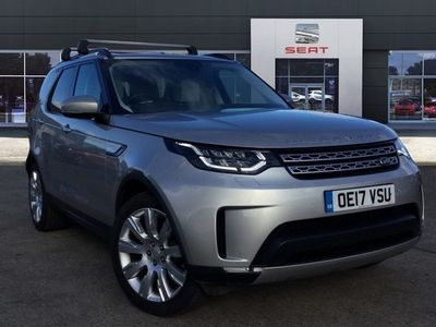 used Land Rover Discovery 3.0 TD6 HSE Luxury 5dr Auto Diesel Station Wagon