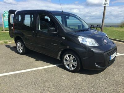 used Fiat Qubo 1.3 Multijet MyLife 5dr Dualogic [Start Stop] auto wheelchair access vehicl