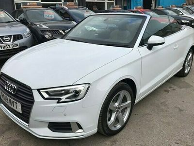 used Audi A3 Cabriolet 1.5 TFSI CoD 35 Sport (s/s) 2dr