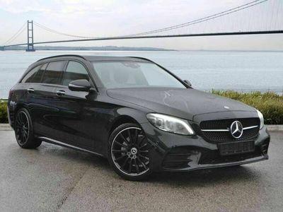 used Mercedes C200 C-ClassAMG Line Night Ed Premium Plus 5dr 9G-Tronic