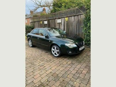 used Seat Exeo 2.0 TDI DPF SE Lux 4dr