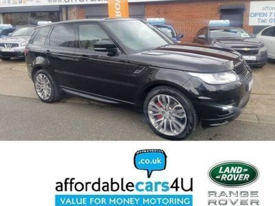 used Land Rover Range Rover Sport 4.4 SDV8 Autobiography Dynamic 5dr Auto [SS**PANORAMIC ROOF**HUGH SPEC**ST
