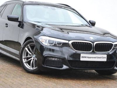 used BMW 520 5 Series D M Sport 5Dr Auto