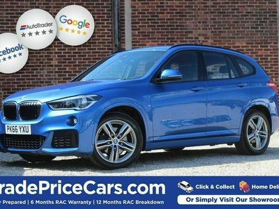 used BMW 228 X1 2.0 XDRIVE25D M SPORT 5d AUTOBHP FREE DELIVERY WITHIN 100 MILES