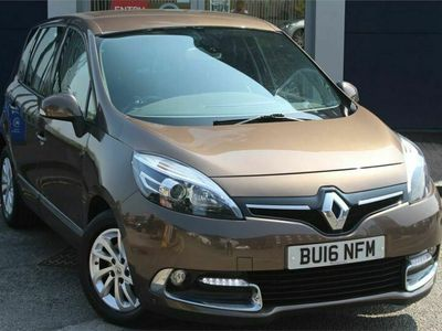 used Renault Scénic 1.5dCi Dynamique Nav ENERGY (s/s)