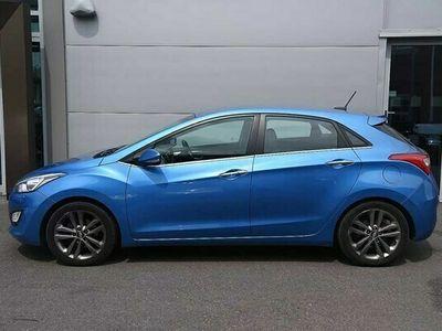used Hyundai i30 1.6CRDi Premium (136ps) Blue Drive Hatchback