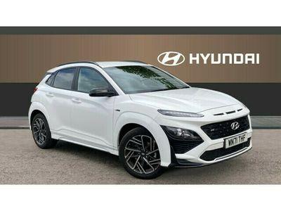 used Hyundai Kona 1.0 TGDi 48V MHEV N Line 5dr Petrol Hatchback