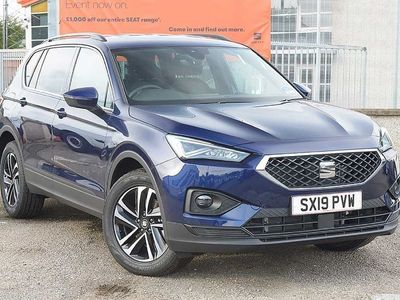used Seat Tarraco 2.0 TDI SE Technology 5dr