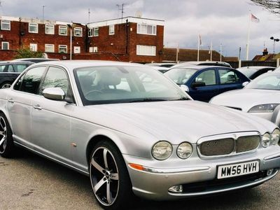 used Jaguar XJ 2.7 TDVi Executive 4dr
