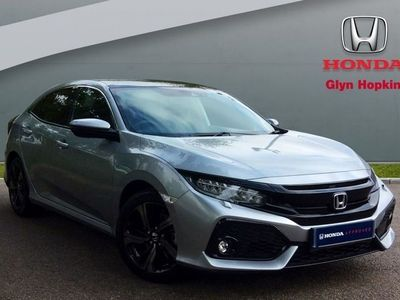 used Honda Civic 1.0 VTEC Turbo 126 EX 5dr CVT