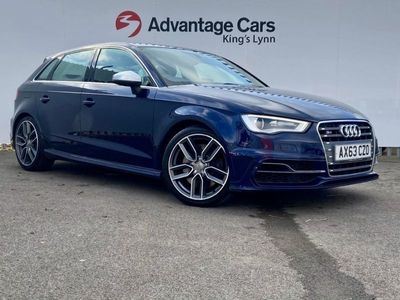 used Audi A3 S3 Tfsi Quattro 5Dr