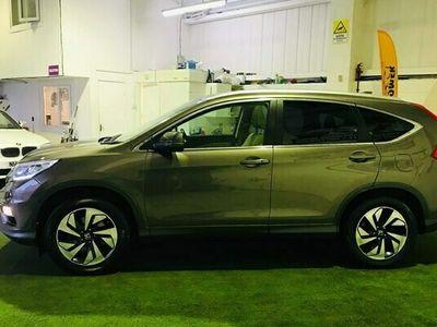 used Honda CR-V Hatchback 1.6 i-DTEC EX 5d Auto