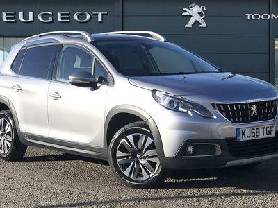 used Peugeot 2008 1.2 Puretech Allure Premium 5Dr [Start Stop]
