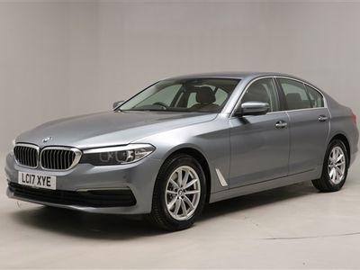 used BMW 520 5 Series d SE 4dr Auto - DIGITAL COCKPIT - SAT NAV - MF INSTRUMENT PANEL