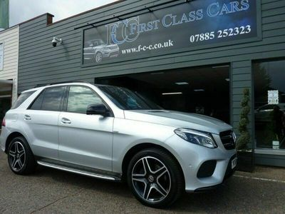 used Mercedes GLE250 Gle-Class 2.1D 4MATIC AMG NIGHT EDITION PREMIUM PLUS 5d 201 BHP JUST SERVICE