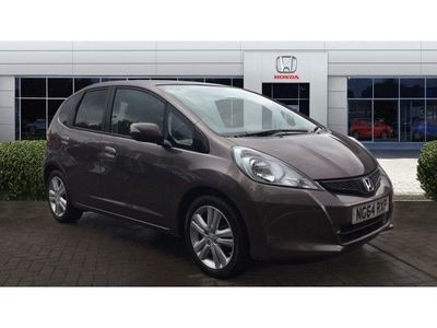 used Honda Jazz 1.4 i-VTEC ES Plus 5dr CVT