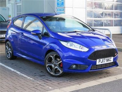 used Ford Fiesta 1.6 Ecoboost St-3 3Dr