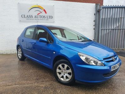 used Peugeot 307 2.0 HDi S 5dr (a/c)