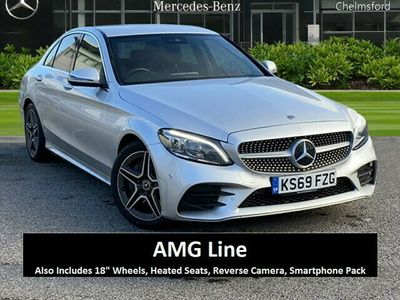 used Mercedes C300 AMG LINE EDITION