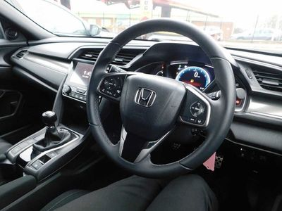 used Honda Civic 1.5 Vtec Turbo Prestige 5Dr Cvt