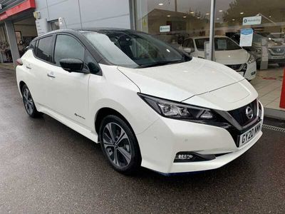 used Nissan Leaf E+ (62kWh) 3.ZERO 5Dr with Rear Park Camera & Navigation