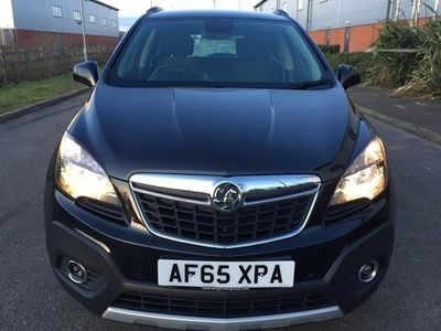 used Vauxhall Mokka Estate 1.4T Tech Line 5d