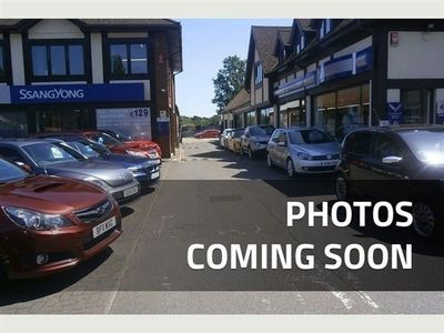 used Ssangyong Musso 2.2D EX